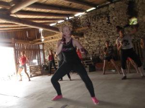 Piloxing treening laagris